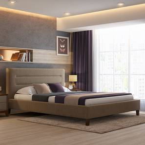 Gemellus bed mist brown lp