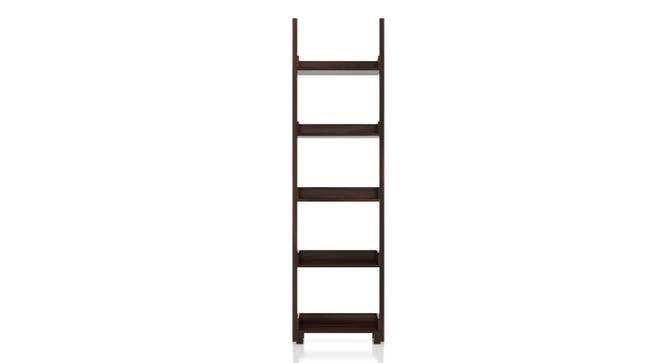 Austen Bookshelf/Display Unit (45-book capacity) (Mahogany Finish) by Urban Ladder - Front View Design 1 - 186932