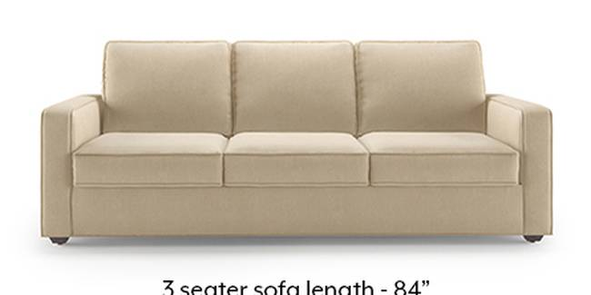 Apollo Sofa Set (Fabric Sofa Material, Regular Sofa Size, Soft Cushion Type, Regular Sofa Type, Master Sofa Component, Birch Beige, Regular Back Type, Regular Back Height)