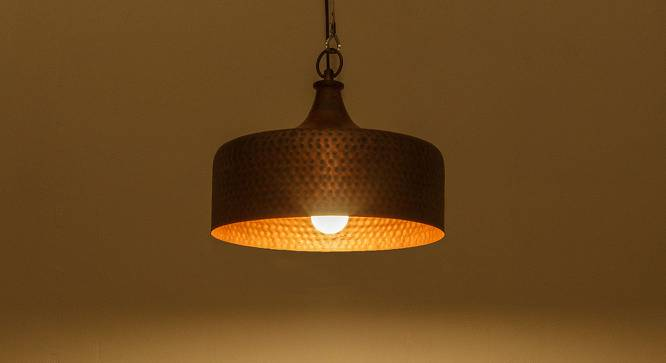 Mombasa Pendant Lamp (Copper Finish) by Urban Ladder