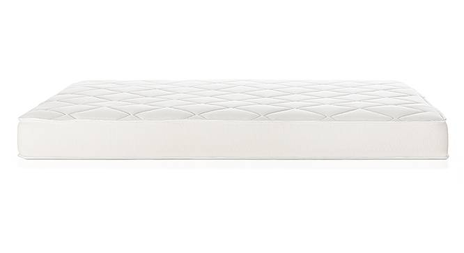 Cloud pocket spring mattress with hd foam 06