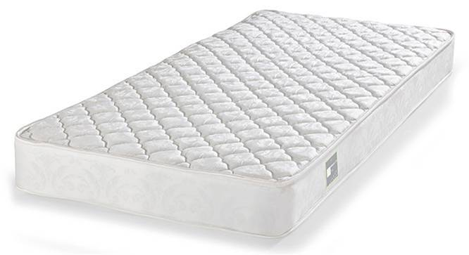 Dreamlite Bonnel Spring Mattress (Single Mattress Type, 75 x 36 in Mattress Size, 6 in Mattress Thickness (in Inches)) by Urban Ladder - Front View Design 1 - 189702