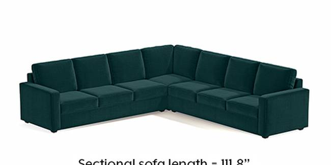 Apollo Sofa Set (Fabric Sofa Material, Regular Sofa Size, Malibu, Soft Cushion Type, Corner Sofa Type, Corner Master Sofa Component, Regular Back Type, Regular Back Height)