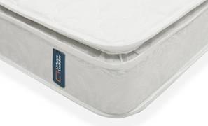 Dreamlite bonnel spring mattress with pillowtop  00 lp