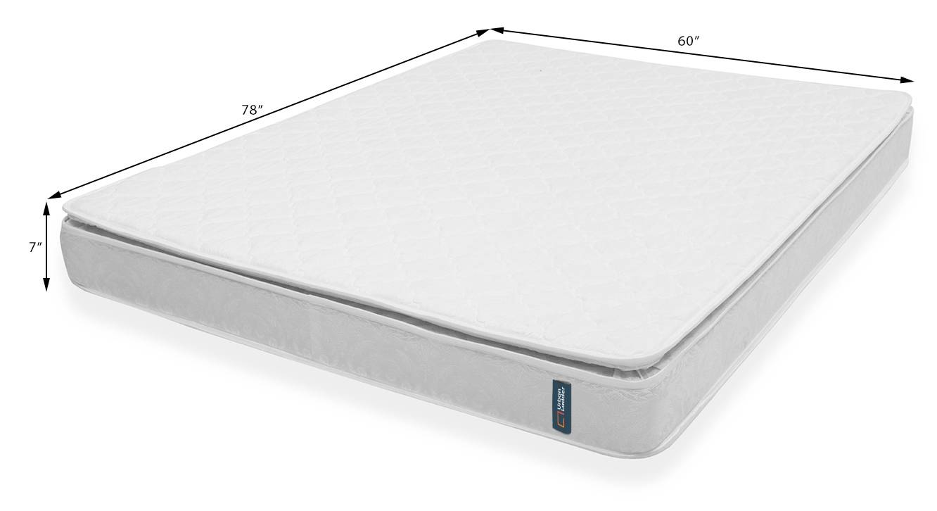 Dreamlite bonnel spring mattress with pillowtop  07
