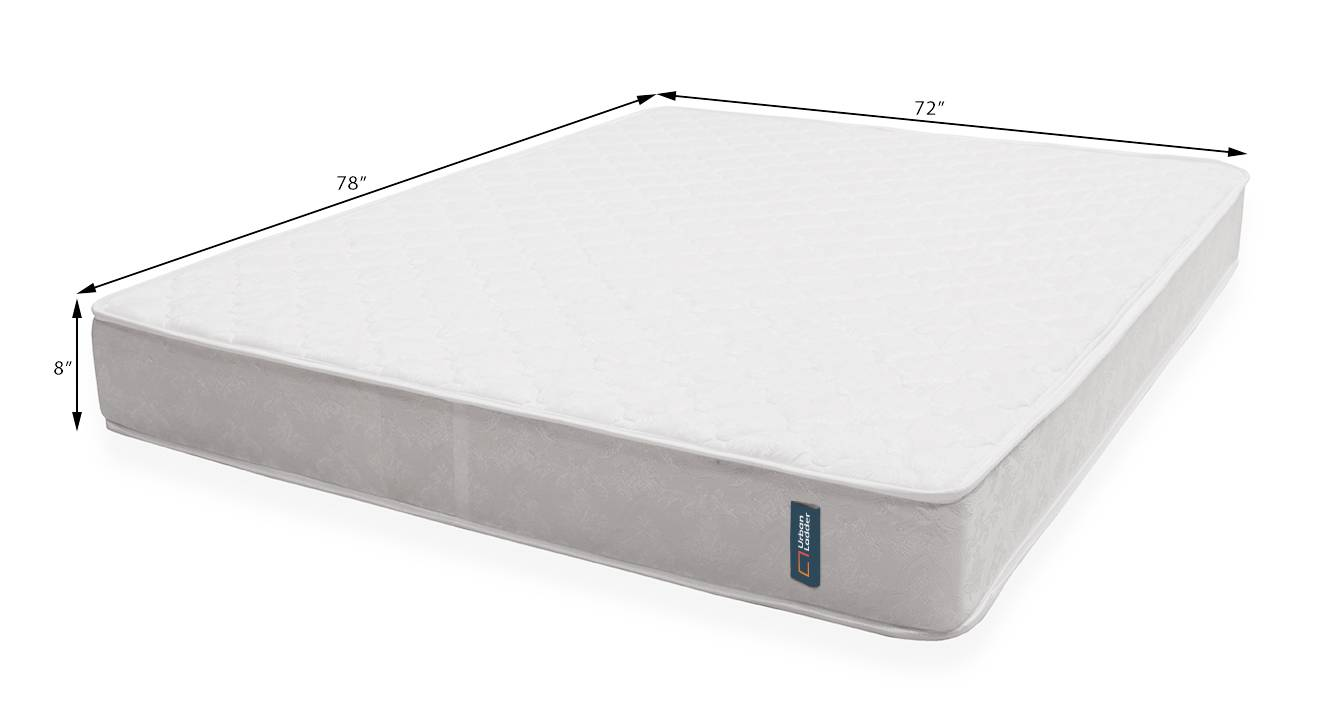 Dreamlite bonnel spring mattress 8in 08