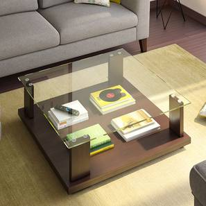 Glass Coffee Table Buy Glass Top Coffee Tables Online Urban Ladder