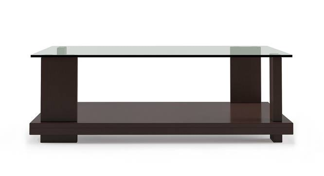Seinfeld Coffee Table (Glass Finish) by Urban Ladder