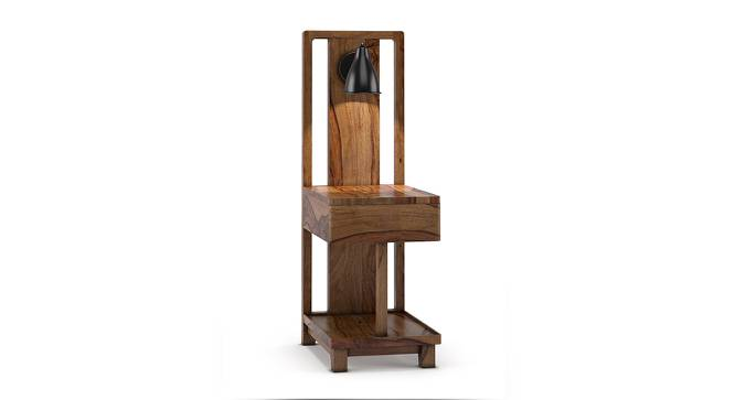 Barrow Bedside Table (Teak Finish) by Urban Ladder