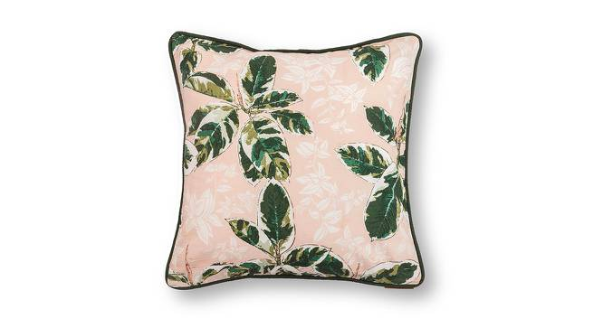 "Bloomingdale Cushion Cover - Set Of 2 (16"" X 16"" Cushion Size, Decora Pattern) by Urban Ladder"