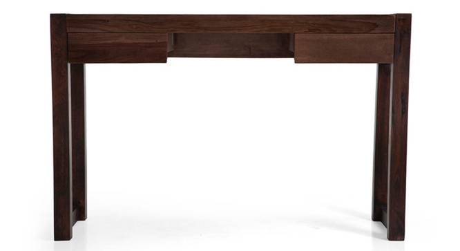 Austen - Venturi Study Set (Mahogany Finish, Ash Grey) by Urban Ladder - Design 1 Full View - 195772