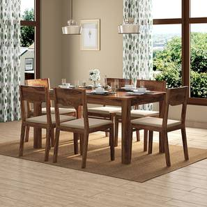 Arabia kerry 6 seater dining table set wb tk lp
