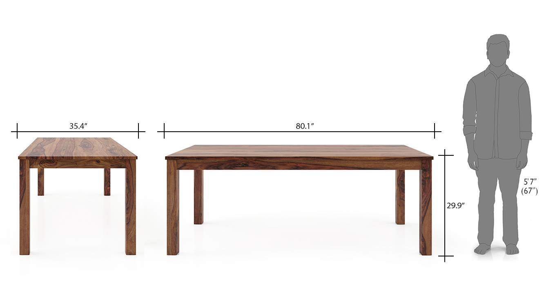 Arabia xxl kerry 8 seater dining table set tk wb 8