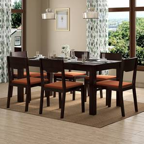 Brighton large kerry 6 seater dining table set mh bo lp