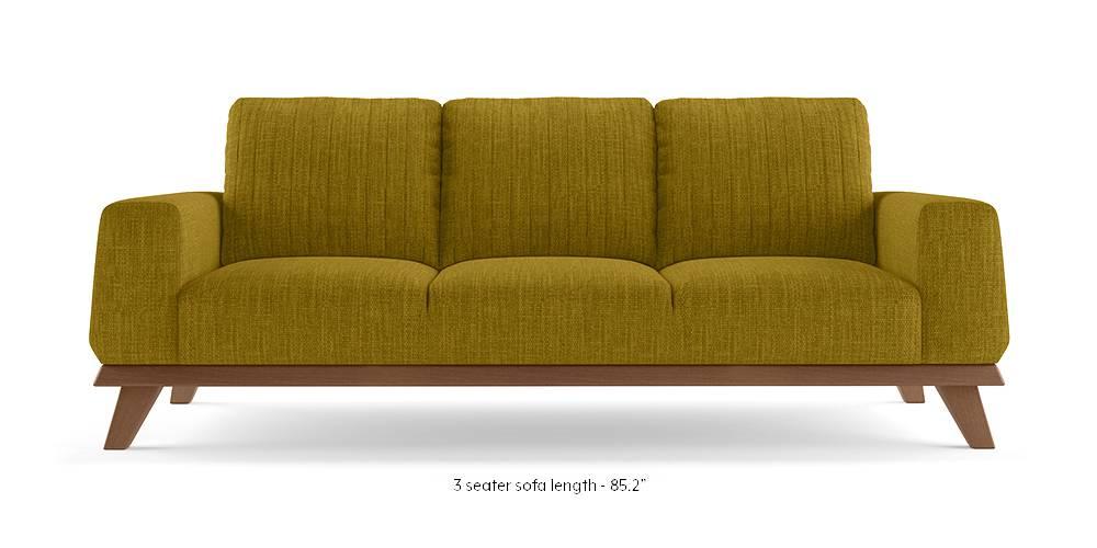 Granada Sofa (Olive Green) by Urban Ladder