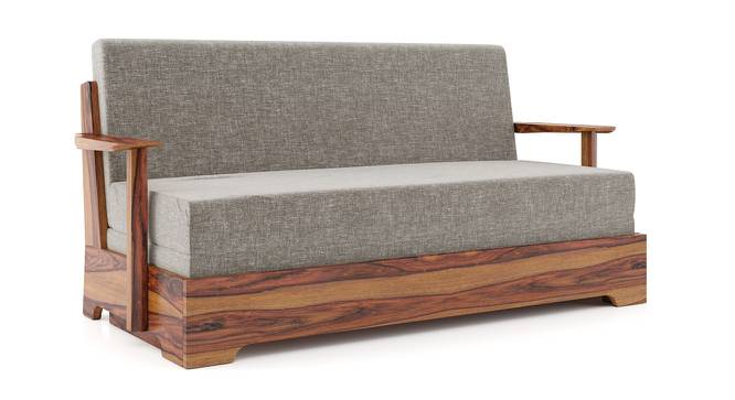 Mahim Sofa Cum Bed (Flint Grey, Without Storage Arm Design) by Urban Ladder
