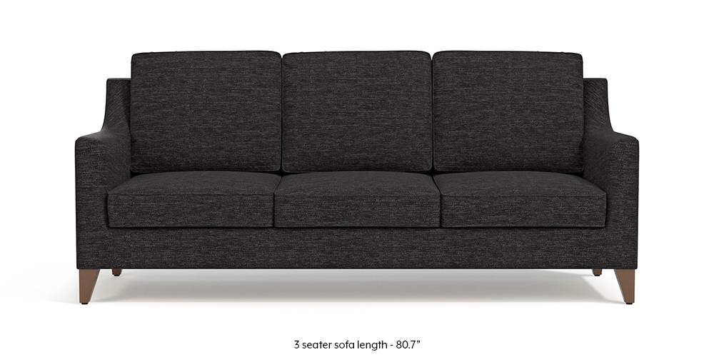 Bexley Sofa (Cosmic Grey) by Urban Ladder