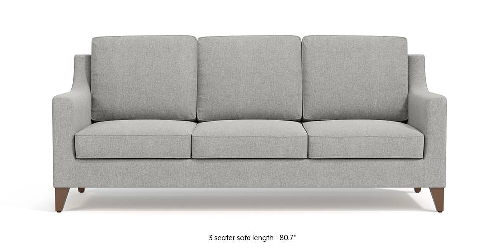 Bexley Sofa (Vapour Grey) by Urban Ladder