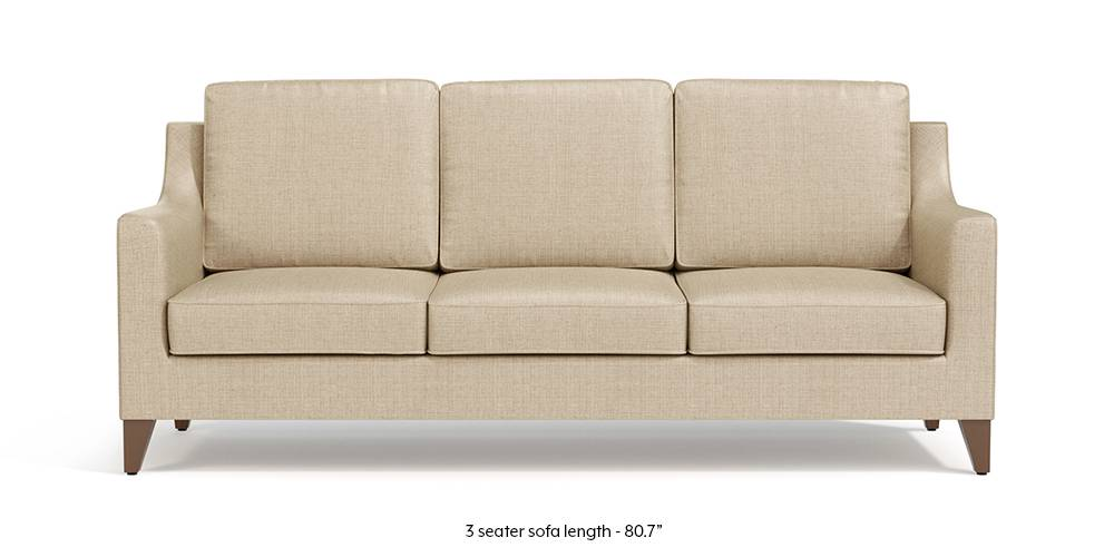 Bexley Sofa (Pearl White) by Urban Ladder