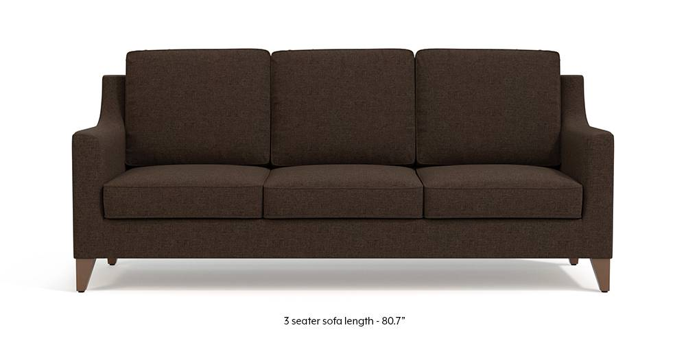 Bexley Sofa (Mocha Brown) by Urban Ladder