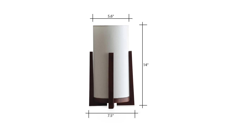 Bel table lamp