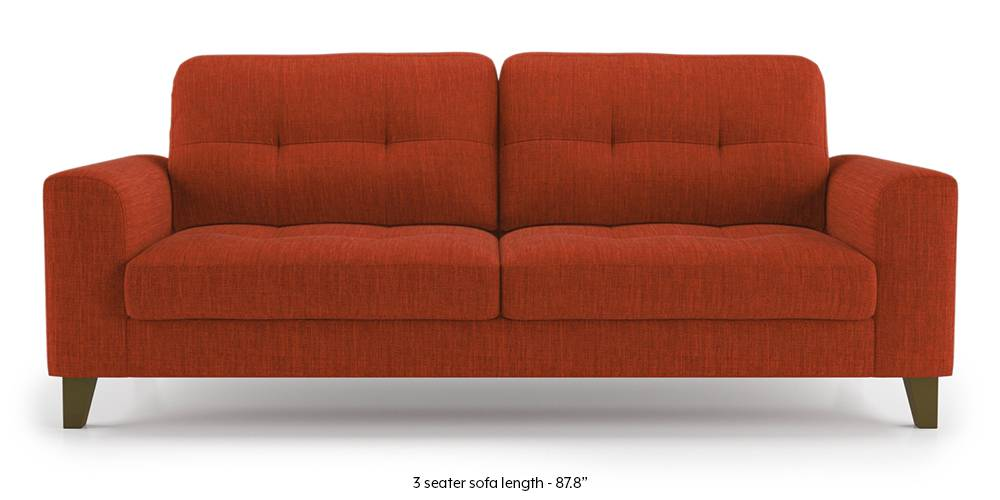 Verona Sofa (Lava Rust) by Urban Ladder