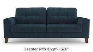 Verona Sofa (Indigo Blue)