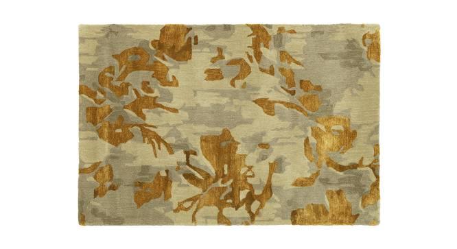 "Parisa Hand Tufted Carpet (60"" x 96"" Carpet Size) by Urban Ladder"