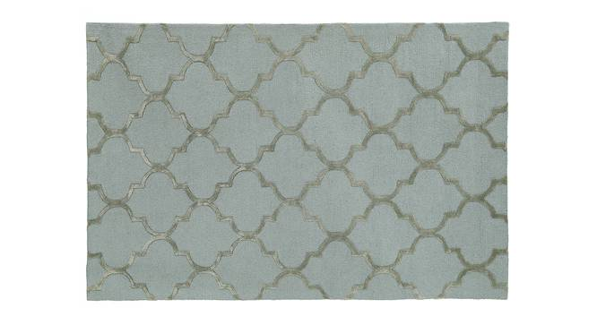 "Simin Hand Tufted Carpet (60"" x 96"" Carpet Size) by Urban Ladder"