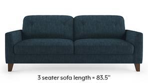 Bradford Sofa (Indigo Blue)