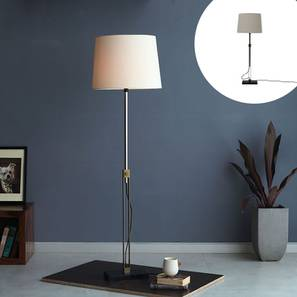 Edmonton Floor Lamp by Urban Ladder - Design 1 Full View - 203205