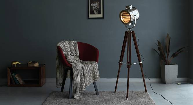 Columbia Floor Lamp by Urban Ladder - Design 1 Full View - 203305