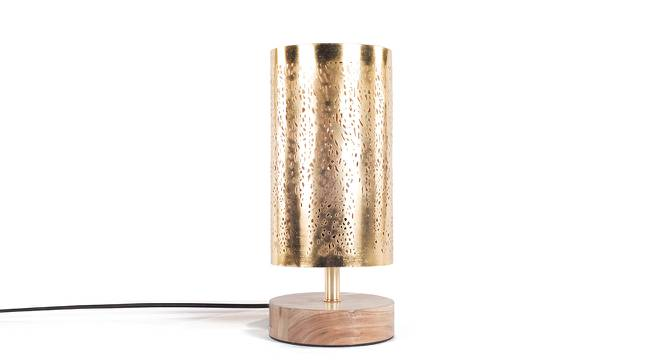Mendoza Table Lamp (Gold Base Finish) by Urban Ladder