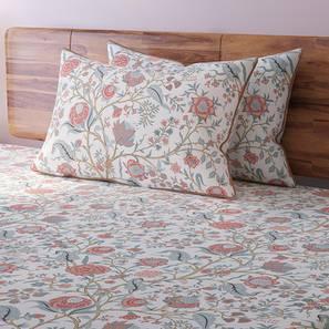 Calico blue bedsheet lp