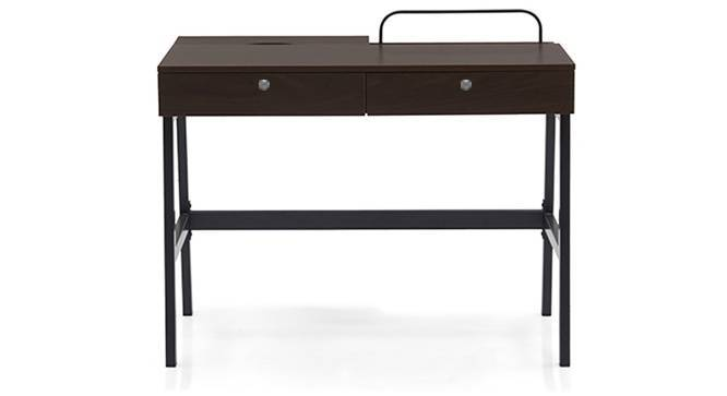 Terry Study Table (Wenge Finish) by Urban Ladder - Front View Design 1 - 210204