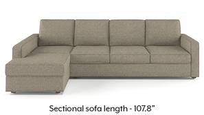 Apollo Sectional Sofa (Mist)