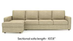 Apollo Sectional Sofa (Birch Beige)