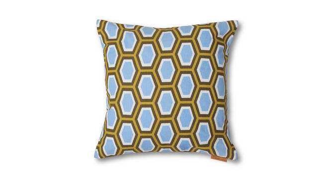 Moroccan Maze Cushion Cover - Set Of 2 (Honeycomb Pattern) by Urban Ladder