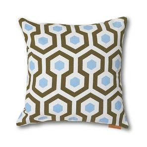 Moroccan maze cushion cover lp