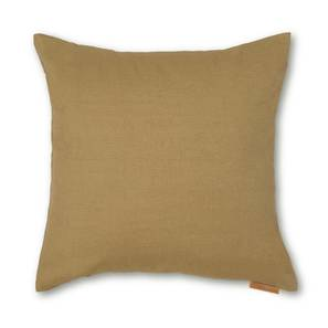 Sander Cushion Cover - Set Of 2 (Solid Beige Pattern) by Urban Ladder