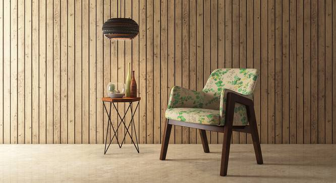 Carven Lounge Chair (Branching Free) by Urban Ladder