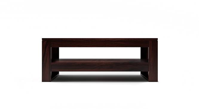 Epsilon Coffee Table (Mahogany Finish) by Urban Ladder - Cross View Design 1 - 218166