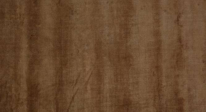 "Rubaan Viscose Rug (152 x 244 cm  (60"" x 96"") Carpet Size, Bronze) by Urban Ladder - Design 1 Top Image - 218713"