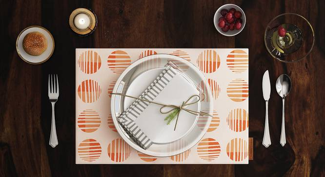 Skyscape Table Mat (Multi Colour) by Urban Ladder