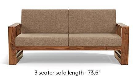 Wooden Sofa Sets: Upto 40% Off | 2021 Designs - Urban Ladder