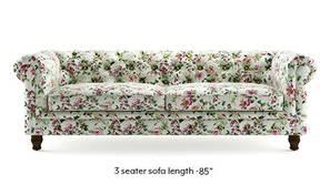 Winchester Fabric Sofa (Clara Velvet)