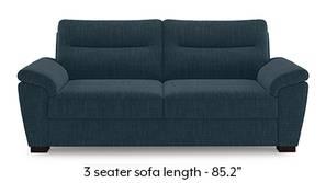 Adelaide Sofa (Indigo Blue)