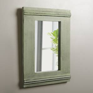 Dawson Mirror (Turquoise Green) by Urban Ladder