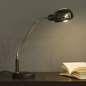 Ottawa Table Lamp (Grey) by Urban Ladder