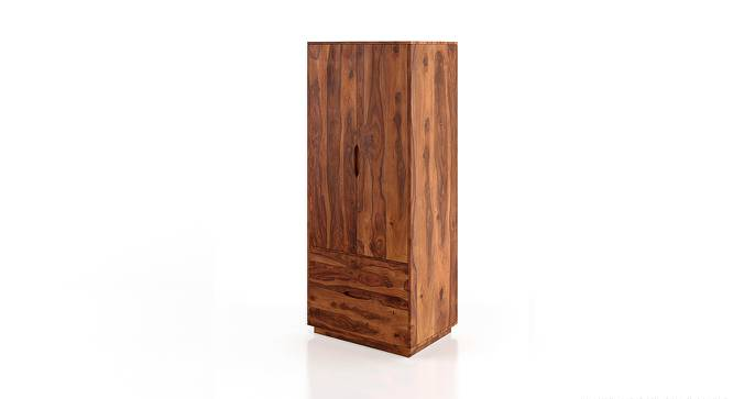 Zephyr Wardrobe (Teak Finish) by Urban Ladder